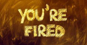 Bent u ambtenaar en wordt u ontslagen?